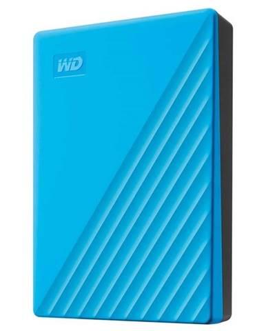Externý pevný disk Western Digital My Passport Portable 4TB, USB 3