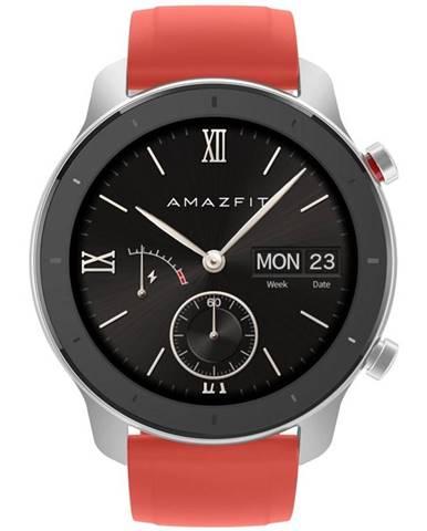 Inteligentné hodinky Amazfit GTR 42 mm - Coral Red