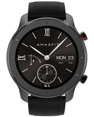Inteligentné hodinky Amazfit GTR 42 mm - Starry Black