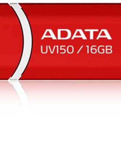 USB flash disk Adata UV150 16GB červený
