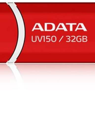 USB flash disk Adata UV150 32GB červený