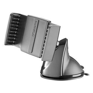 Držiak na mobil CellularLine Pilot Embrace čierny