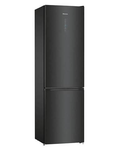 Kombinácia chladničky s mrazničkou Hisense Rb434n4bf2 čierna