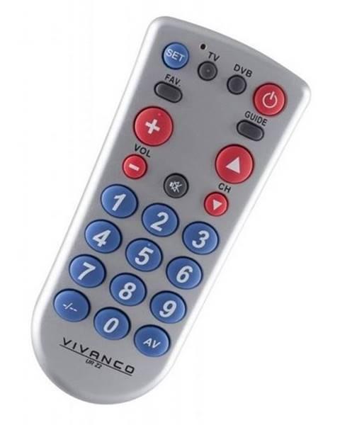 Vivanco Diaľkový ovládač Vivanco UR Z2 2v1