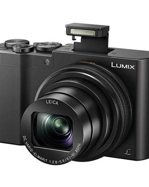 Panasonic Digitálny fotoaparát Panasonic Lumix DMC-Tz100epk čierny