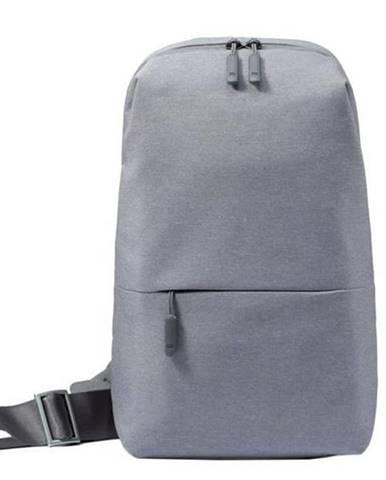 """Batoh  Xiaomi Mi City Sling pro 7"""" tablet - světle šedý"""