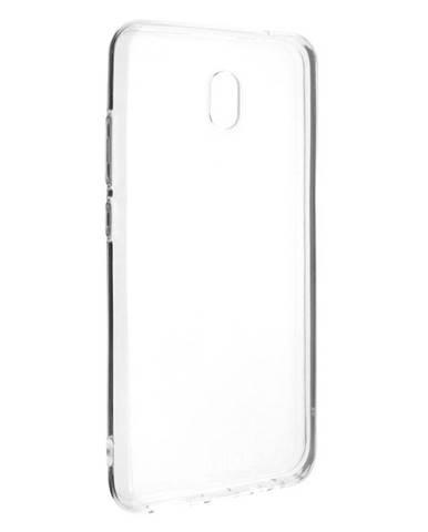 Kryt na mobil Fixed na Xiaomi Redmi 8A priehľadný