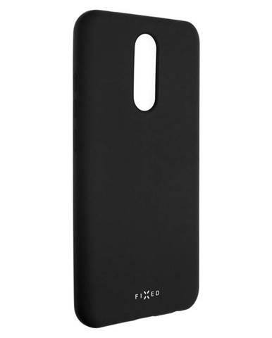Kryt na mobil Fixed Story na Xiaomi Redmi 8A čierny