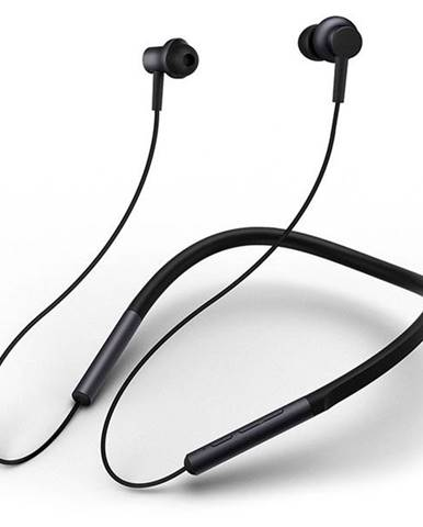 Slúchadlá Xiaomi Mi Bluetooth Neckband čierna