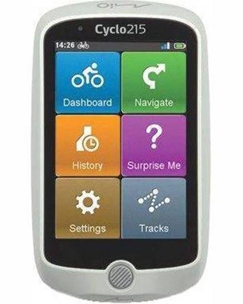 Mio Navigačný systém GPS Mio Cyclo 215 HC biela