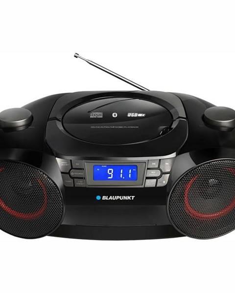 Blaupunkt Rádioprijímač s CD Blaupunkt Bb30bt čierny