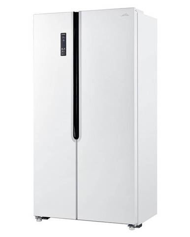Americká chladnička ETA Side-by-Side 139790000 biela