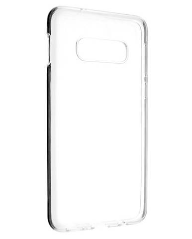 Kryt na mobil Fixed na Samsung Galaxy S10e priehľadný