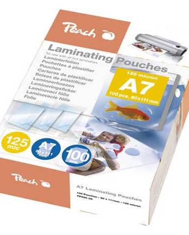 Laminovacie fólie Peach A7