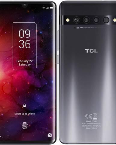Mobilný telefón TCL 10 Pro sivý