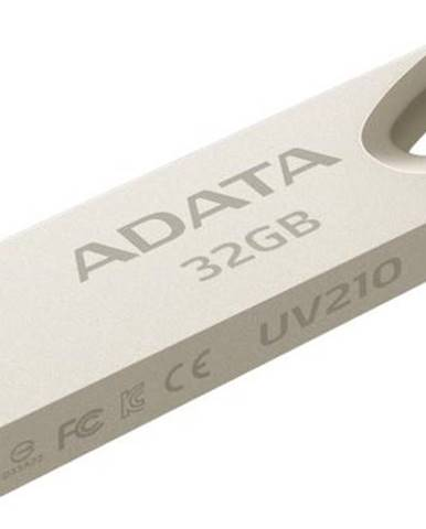 USB flash disk Adata UV210 32GB kovový