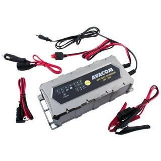 Nabíjačka Avacom 12V 10A pro olověné AGM/GEL akumulátory