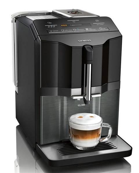 Siemens Espresso Siemens EQ.300 Ti35a209rw čierne