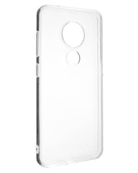 FIXED Kryt na mobil Fixed Skin na Nokia 7.2 priehľadný