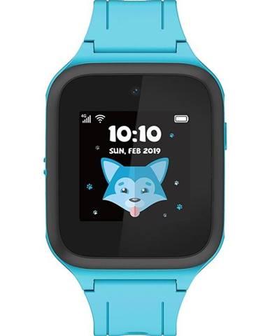 Inteligentné hodinky TCL Movetime Family Watch 40 modrý