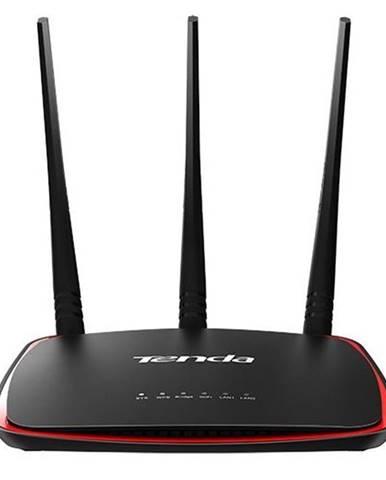 Router Tenda AP5 čierny/červený