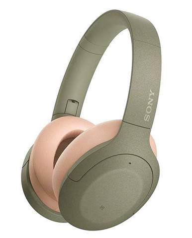 Slúchadlá Sony WH-H910N zelená