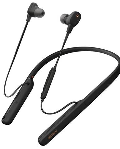 Slúchadlá Sony WI-1000XM2 čierna