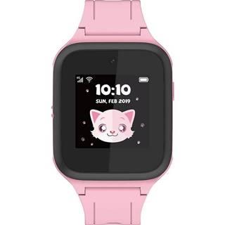Inteligentné hodinky TCL Movetime Family Watch 40 ružový