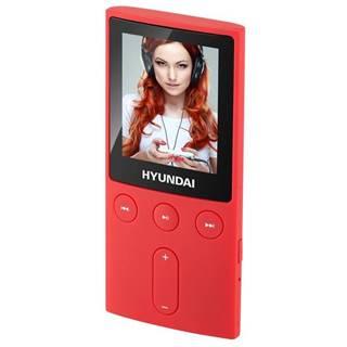 MP3 prehrávač Hyundai MPC 501 GB4 FM R červen