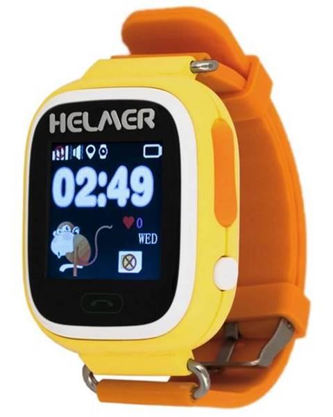 Helmer Inteligentné hodinky Helmer LK 703 dětské žlté
