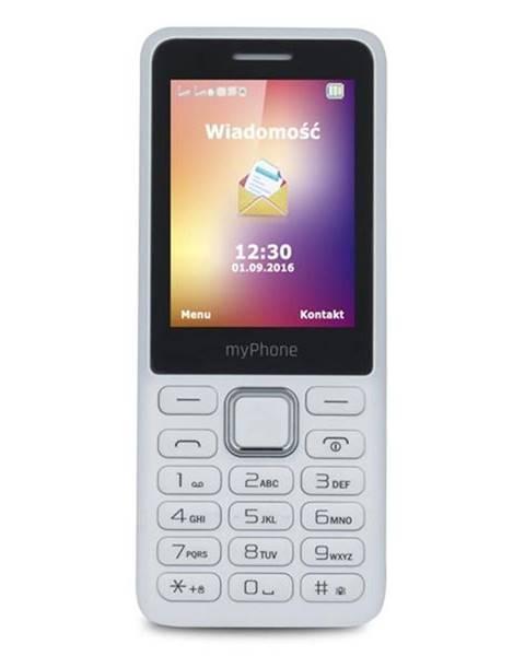myPhone Mobilný telefón myPhone 6310 Dual SIM biely