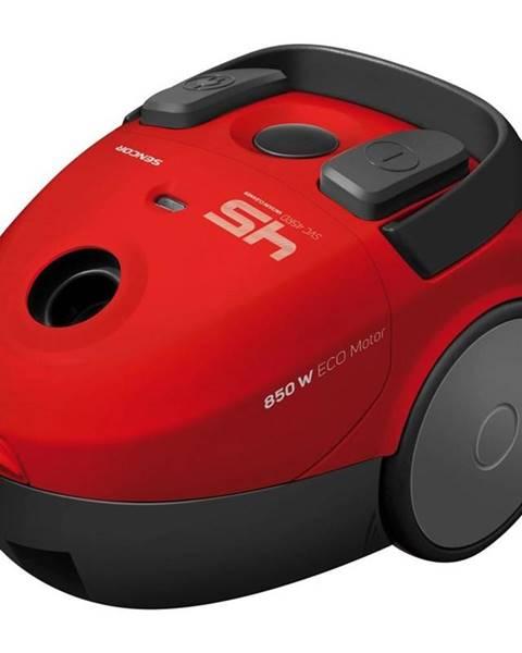 Sencor Podlahový vysávač Sencor SVC 45RD-EUE3 červen