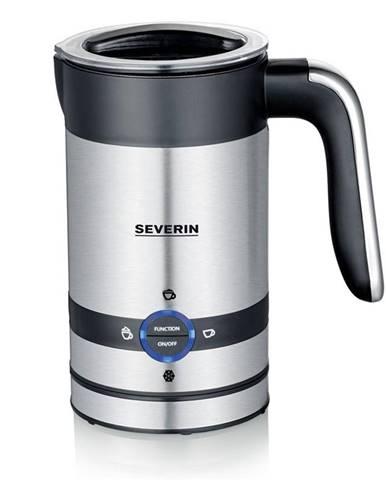 Automatický speňovač mlieka Severin SM 3584 čierny/strieborn