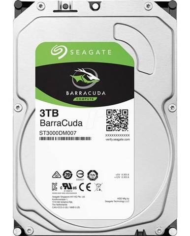 """Pevný disk 3,5"""" Seagate Barracuda 3TB"""