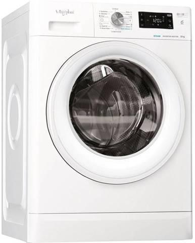 Práčka Whirlpool FreshCare+ FFB 8248 WV EE biela