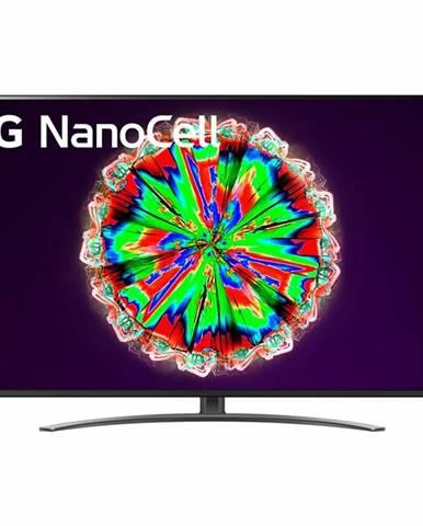 Televízor LG 49Nano81 čierna