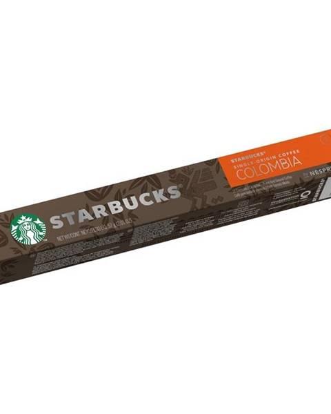 Starbucks Kapsule pre espressa Starbucks NC Colombia 10Caps