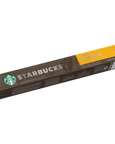 Kapsule pre espressa Starbucks NC Blonde Espresso 10Caps