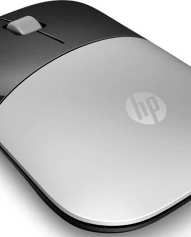 Myš  HP Z3700 strieborná
