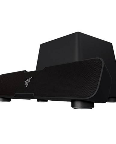 Reproduktory Razer Leviathan Elite Gaming & Music Sound Bar čierne