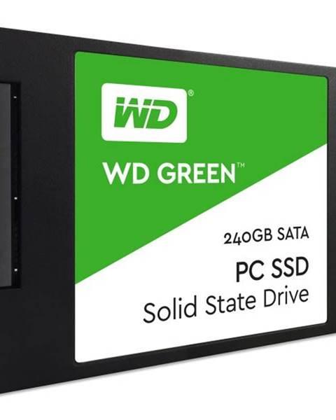 Western Digital SSD Western Digital Green 3D Nand 240GB 2.5&