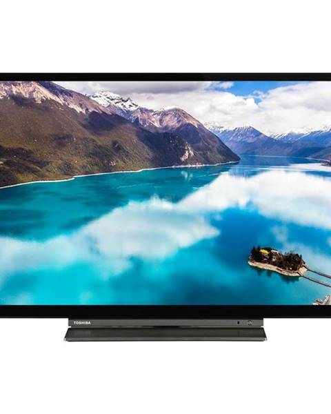 Toshiba Televízor Toshiba 32Wl3a63dg čierna