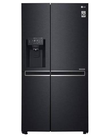 Americká chladnička LG Gsl761mczz