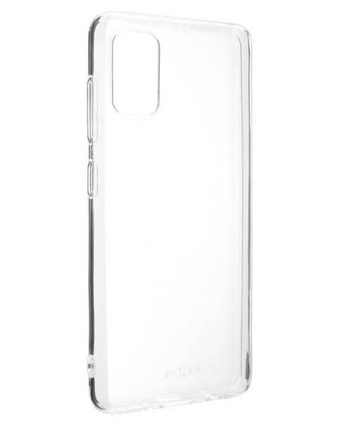 FIXED Kryt na mobil Fixed Skin na Samsung Galaxy A41 priehľadný