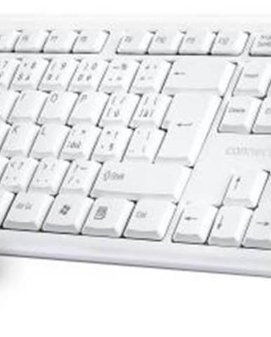 Klávesnica s myšou Connect IT CI-1118, CZ/SK biela