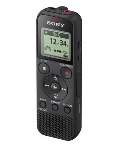 Diktafón Sony ICD-PX370 čierny