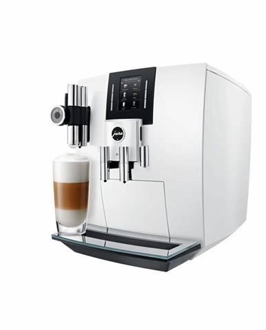 Espresso Jura Piano White J6