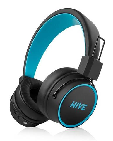 Slúchadlá Niceboy Hive 2 joy čierna/modrá