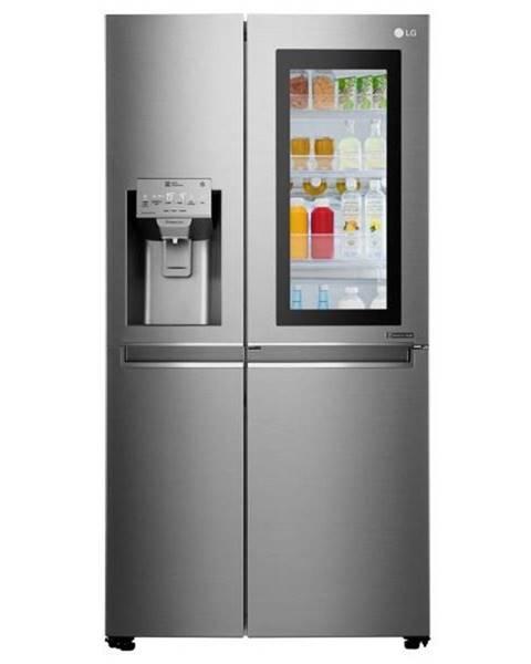 LG Americká chladnička LG Gsx961nsaz nerez