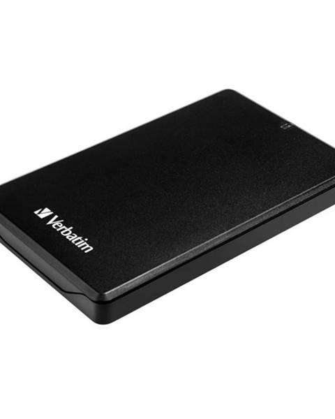 """Verbatim Box na HDD Verbatim pro 2,5"""" HDD Sata, USB 3.0 čierny"""